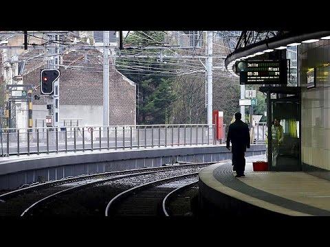 Βέλγιο: Ακινητοποιημένα τα τρένα για 48 ώρες λόγω απεργίας