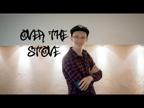 Popping Freestyle - Over The Stove - Beginner