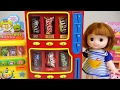 foto Candy Dispenser and Baby Doll, Pororo, Poli toys