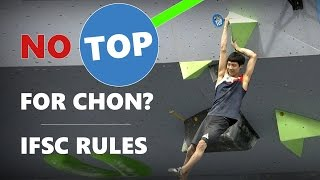 Why didn't Chon get the top in Chongqing? How to identify the TOP by OnBouldering