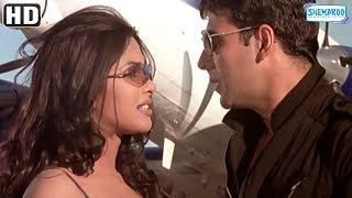 Priyanka Chopra Invites Akshay Kumar For Dinner - Andaaz {2003} - Hindi Movie Valentine Special