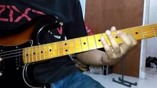 seumur hidupku (boomerang ) guitar solo tutorial