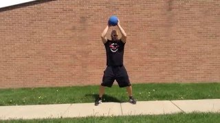 Med Ball Power & Core Routine for Baseball Players