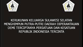 Download Lagu Video, Lagu Mars, Kerukunan Keluarga Sulawesi Selatan (KKSS) Mp3
