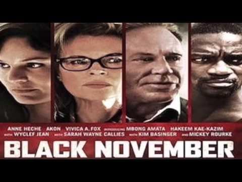 """""""Rainy Day"""" Theme from the movie, Black November"""
