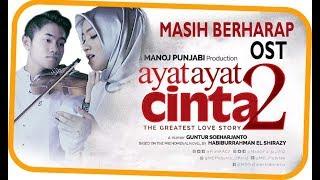 Isyana Sarasvati - Masih berharap (cover) - Ikka Zepthia ft Fakhri Violin