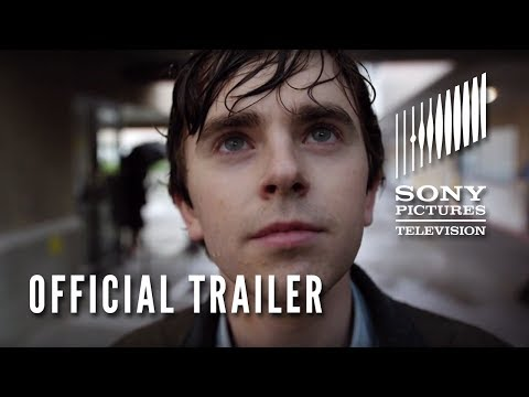The Good Doctor – Official Trailer (видео)