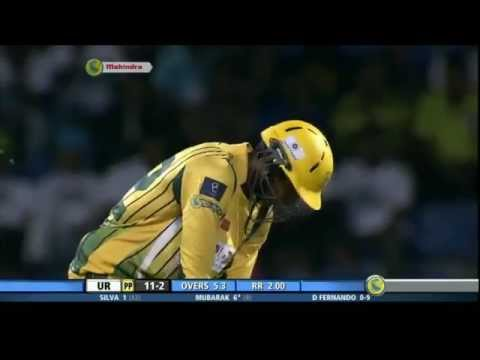 Uthura Rudras Vs Uva Next (19th August), SLPL, 2012 - Full Match