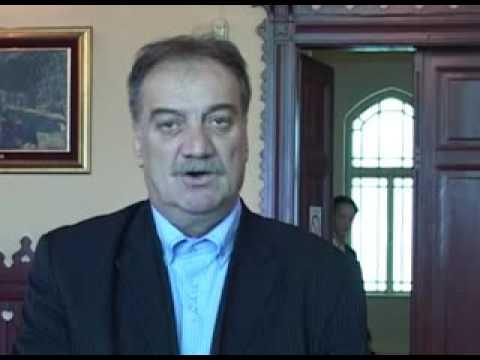 Predsednik SO Apatin Dragan Rastovic i predsednik opšrine Apatin Milan Škrbić