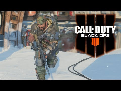 Black Ops 4 Multiplayer Gameplay - I Hate That Your Mother Gave Birth To You