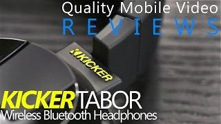 Video Kicker Tabor - Wireless Bluetooth Headphones MP3, 3GP, MP4, WEBM, AVI, FLV Juli 2018