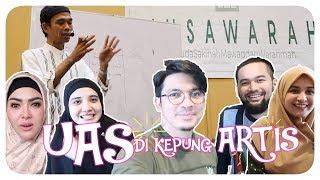 Video Ustadz abdul somad DI KEPUNG ARTIS!!! suasana dibelakang kajian MUSAWARAH doakan kami istiqomah MP3, 3GP, MP4, WEBM, AVI, FLV Februari 2019