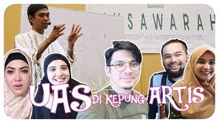 Video Ustadz abdul somad DI KEPUNG ARTIS!!! suasana dibelakang kajian MUSAWARAH doakan kami istiqomah MP3, 3GP, MP4, WEBM, AVI, FLV April 2019