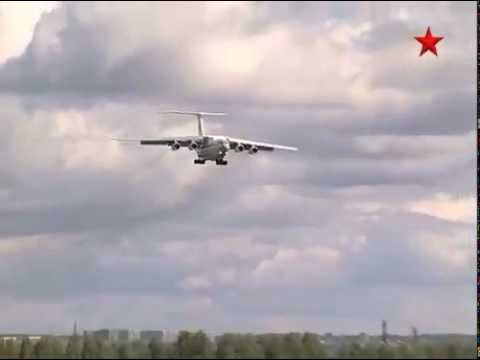 IL-76 - heavy military transport...