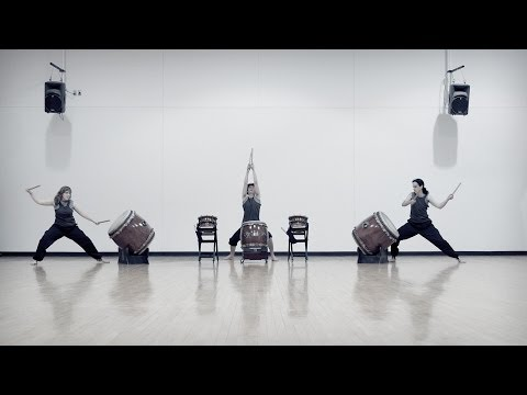 """""""Storming New Caprica"""" from BSG - Taiko performance"""