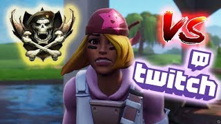 Streamers reactions to me killing them..... (Ep 32)