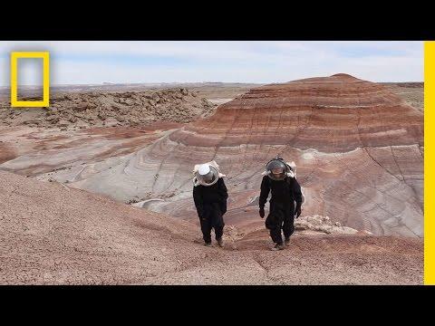 Simulacija Marsa