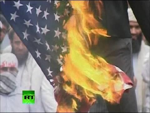 Burn A Koran Day