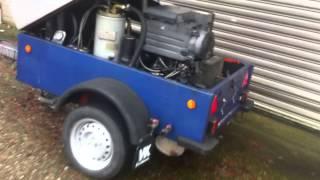 5. kawasaki mule 3000 2 cilinder benzone petrol kaf620 engine
