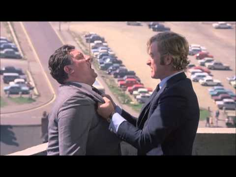 Get Carter 1971 Car Park Scene