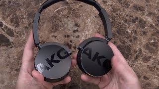 Video AKG Y50BT Bluetooth Headphones: How Good Are They? MP3, 3GP, MP4, WEBM, AVI, FLV Juli 2018