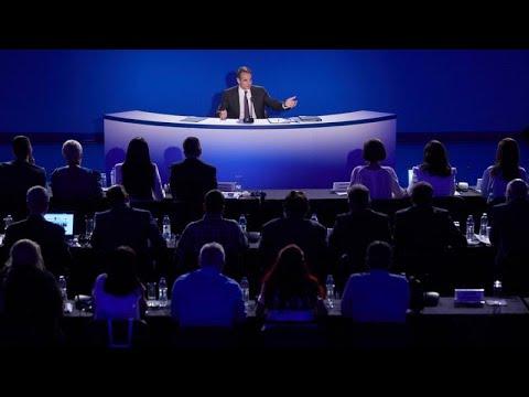 Kυριάκος Mητσοτάκης στο euronews: «Δεν έχουμε κανένα κοινό με τον κ. Σαλβίνι»…