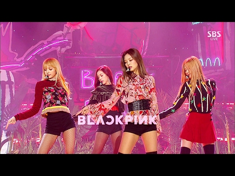 BLACKPINK - 불장난 (PLAYING WITH FIRE) 교차편집
