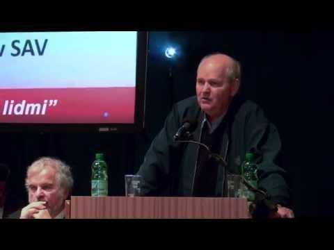 """Prof. Ing. Peter Staněk, CSc - """"TEKTONICKÉ ZLOMY SÚČASNOSTI A BUDÚCNOSTI"""" - Vratimovský seminář 2014"""