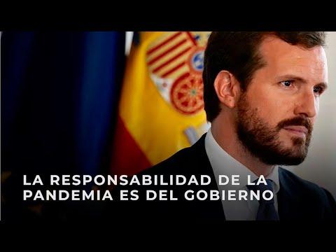 """""""Pablo Casado interviene durante la clausura de las jornadas """"""""Centrados en Europa"""""""", organizadas por FAES"""
