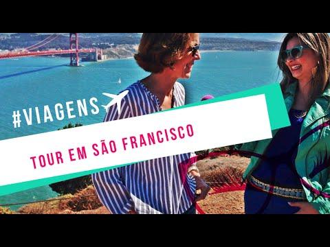Visitas diferentes para fazer em São Francisco - Tour | Parte 01 - Programa Na Moda nos EUA