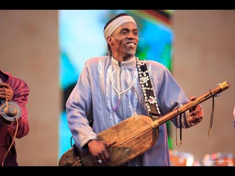 "Lila Chaaban & Màalam Hassan Bousou -'_ Moulay Abdelah _ Ben Hssain -"" & Gnawa Oulad Bambra"