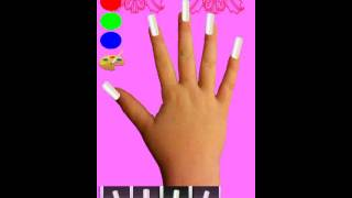 Nail Decoration for Kids YouTube video