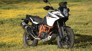 9. 2017 KTM 1090 Adventure R First Test - Cycle News