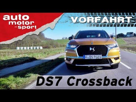 DS7 Crossback: Mit Individualität zum Erfolg? – Vorfa ...
