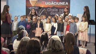 Grupa de copii – Cale ce duce sus in ceruri este doar Isus Hristos