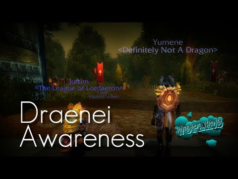 wopairs - We took a badly affected Draenei from the crash to meet up with a stranger to see what happens, this is the result. Background Music By Machinima Sound http:...