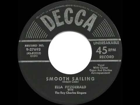 1951 HITS ARCHIVE Smooth Sailing - Ella Fitzgerald