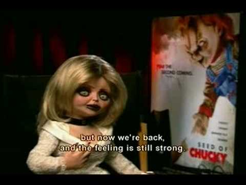 Seed Of Chucky-On Fuzion