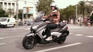 Nueva versión X-MAX 2013: Solo para los más inconformistas