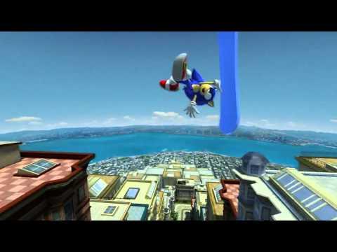 Sonic Generations - L'ère Dreamcast en vidéo