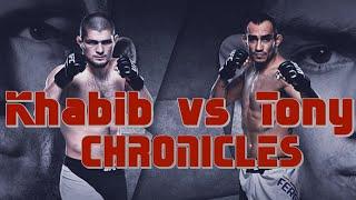 Video Khabib vs Tony l Chronicles l THE FIGHT TO MAKE MP3, 3GP, MP4, WEBM, AVI, FLV Maret 2019