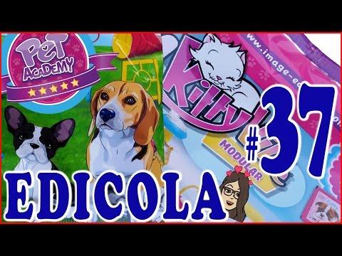 EDICOLA #37: Kitty Ville modular & Pet Academy (видео)