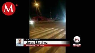 Detienen a la esposa de 'El Mencho' en Jalisco