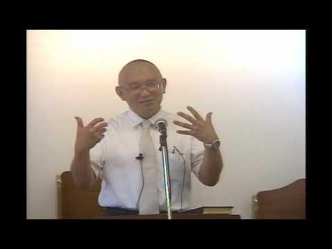 2017年7月29日「私は何者なのか」高崎憲文牧師