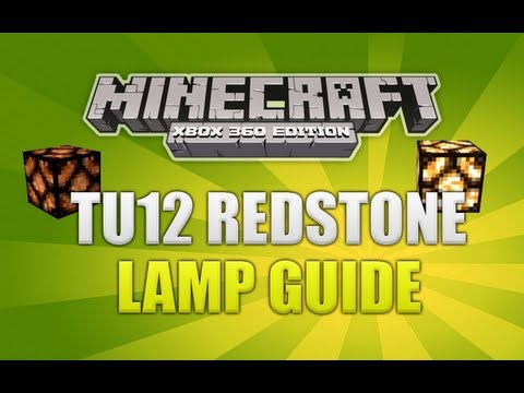 Redstone lamp - This Should Clear A Few Questions :) ▻ Follow me on Twitter: https://twitter.com/#!/EcKoxSoldier ▻ Facebook Page: http://on.fb.me/16w7Q9T ───────────────────...