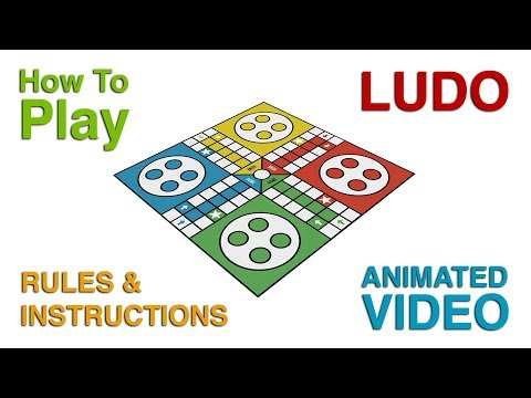 Ludo Board Game Rules & Instructions   Learn How To Play Ludo Game