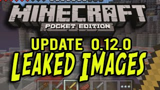 Minecraft Pocket Edition Update - Leaked Items and Features 0.12.0 News