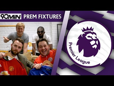 PREMIER LEAGUE FIXTURES 2019/20 REACTION! Can Man United Smash Chelsea On Opening Day!?