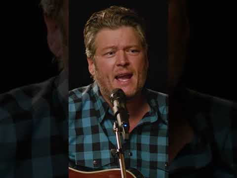 "Blake Shelton - ""Turnin' Me On"" (Vertical Video)"