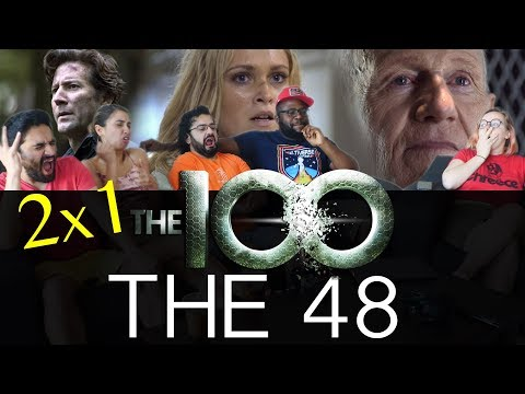 The 100 - 2x1 The 48 - Group Reaction